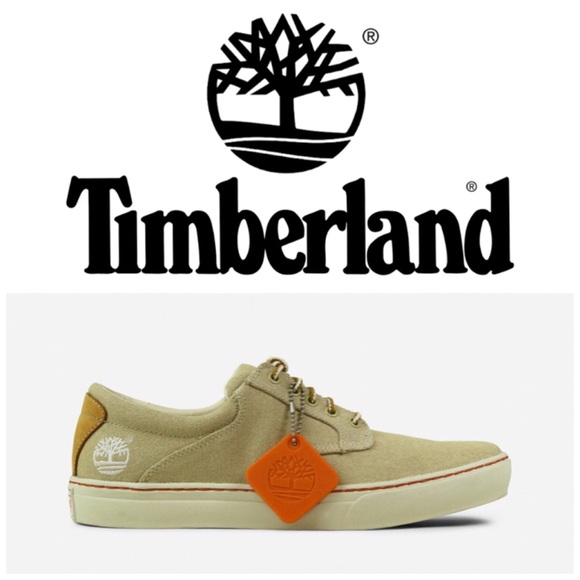 TIMBERLAND EARTHKEEPERS CUPSOLE 2.0 CANVAS sz 9.5